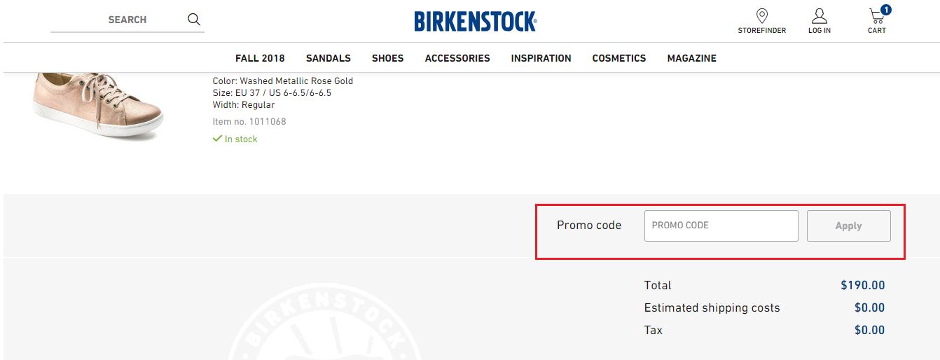 Birkenstock Coupons 01