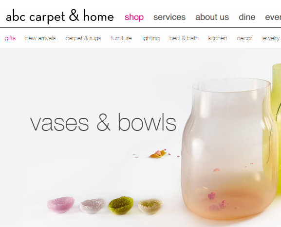 ABC Carpet & Home Coupons